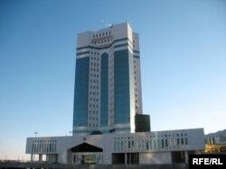 Үкімет үйі. Астана. (Көрнекі сурет)