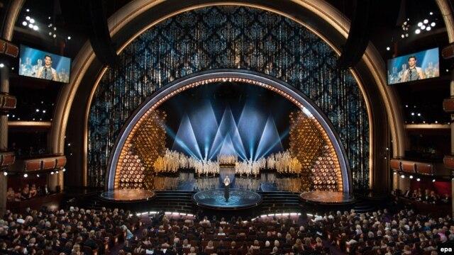 Оскар тантанасы. Һолливуд. 2 март 2014