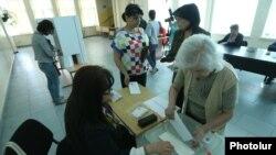 ՏԻՄ ընտրություններին ընդառաջ՝ իրազեկման արշավ գյուղերում