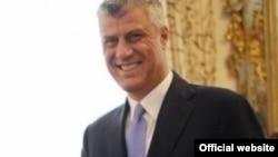 Косовскиот вицепремиер, Хашим Тачи