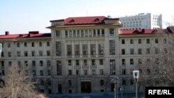 Здание Кабинета министров Азербайджанской Республики