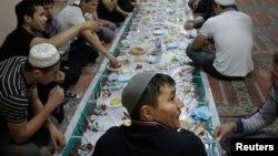 Moskvada iftar - 2011