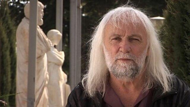 Macedonian archaeologist Pasko Kuzman