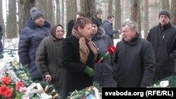 Інтэрвію ўкраінскіх журналістаў з бацькам Жызьнеўскага