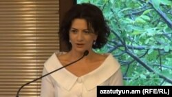Анна Акопян (архив)