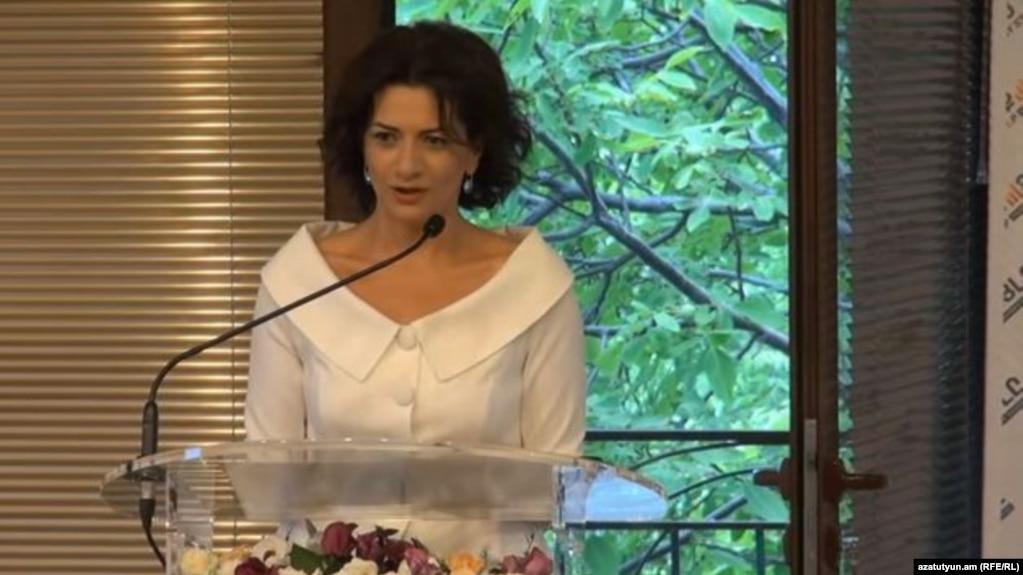 Фонд «Мой шаг» будет действовать прозрачно и будет подотчетен за каждый потраченный драм» - Анна Акопян