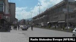 Улица во Тетово
