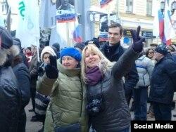 Ирина Славина и ее единомышленники