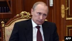 Рускиот претседател Влдимир Путин