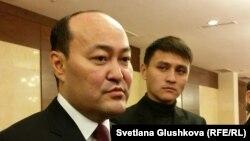 Председатель комитета по делам религий министерства культуры и спорта Казахстана Галым Шойкин.