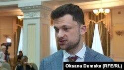 Міністр Кабінету міністрів України Дмитро Дубілет