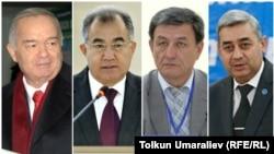 Ислом Каримовдан ташқари президент сайловида яна уч номзоднинг иштирок этиши кутилмоқда.