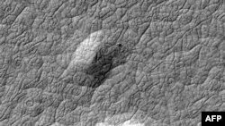 Lava na Marsu