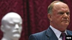 В ходе президентской предвыборной кампании Геннадий Зюганов, по мнению однопартийцев, сделал все, что мог