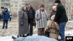Kramotorsk, 10 shkurt 2015.