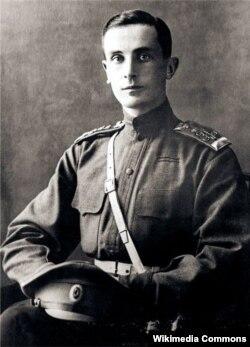 Князь Феликс Юсупов, граф Сумароков-Эльстон. 1914