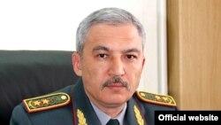 Ұлттық гвардияның бас қолбасшысы генерал-лейтенант Руслан Жақсылықов.