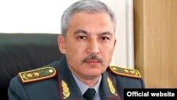 Главнокомандующий Национальной гвардией генерал-лейтенант Руслан Жаксылыков.