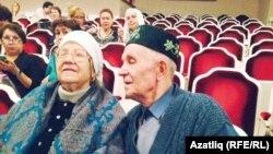 Сания һәм Әхмәт Акчуриннар