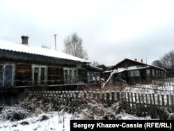 Многие дома в Вегарусе пустуют