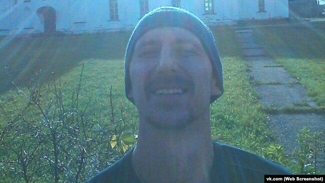 """Павел Новиков, фрагмент фото из профиля во """"ВКонтакте"""""""