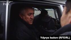 Ҷалил Отамбоев, корманди пешини пулиси Қирғизистон.