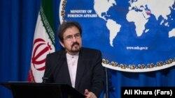 Iranian Foreign Ministry spokesman Bahram Qasemi
