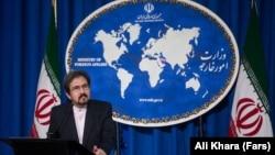 بهرام قاسمی، سخنگوی وزارت خارجه ایران، اقدام اروپا برای راهاندازی «اینستکس» را بسیار دیر توصیف کرد