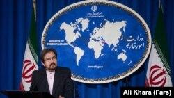 Iranian Foreign Minister Spokesman - Bahram Qasemi
