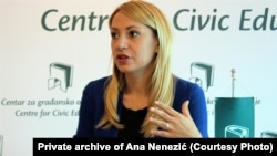 Pored kršenja Ustava Pejović krši i Zakon o sprečavanju korupcije: Ana Nenezić