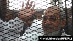 المرشد العام لجماعة الأخوان المسلمين خلف القضبان
