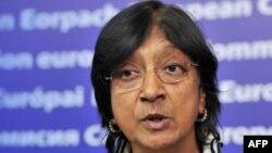 Шефот за човекови права на ОН, Нави Пилај