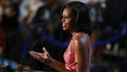 Michelle Obama, 4 sentyabr