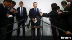 یوشیرو موری، رئیس المپیک توکیو