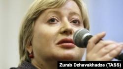 Журналист и правозащитник Ольга Романова