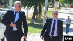 Марк Фейгин и Николай Полозов