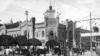 Primăria orașului Chișinău în epoca interbelică. Sursa: Centrul de Cultură și Istorie Militară, Chișinău