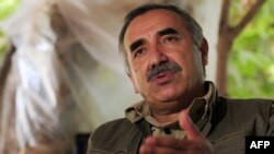 PKK leader Murat Karayilan in a 2009 file photo