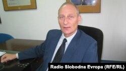 Владимир Богоевски, спортски директор на Македонскиот олимписки комитет.