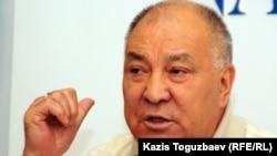Kazakh Communist Party leader Ghaziz Aldamzharov