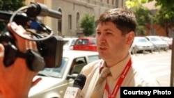 Jurnalistul Ion Terguţă