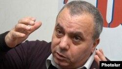 Бывший премьер-министр Армении Грант Багратян