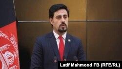 لطیف محمود معاون سخنگوی رییس جمهور