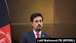 لطیف محمود معاون سخنگوی ریاست جمهوری افغانستان