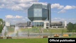 Парк за Нацыянальнай бібліятэкай цяпер будзе звацца Паркам пісьменьнікаў