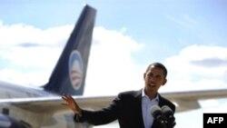 باراک اوباما ماه ژوئیه نیز نسبت به حمله اسرائیل به ایران هشدار داده بود.(AFP)