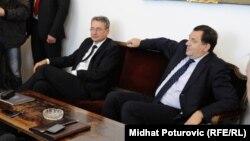 Mladen Bosić i Milorad Dodik