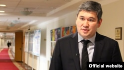 Бұрынғы білім және ғылым вице-министрі Саят Шаяхметов.
