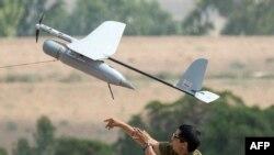 İsrail dronu