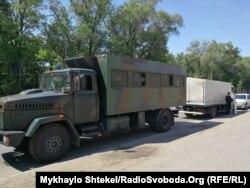 Силовики біля Одеської колонії, 27 травня 2019 року